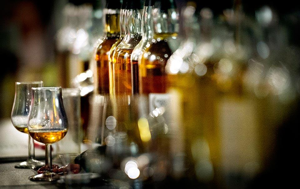 Uppdrag åt Conventum. Öl och Whiskey mässan.