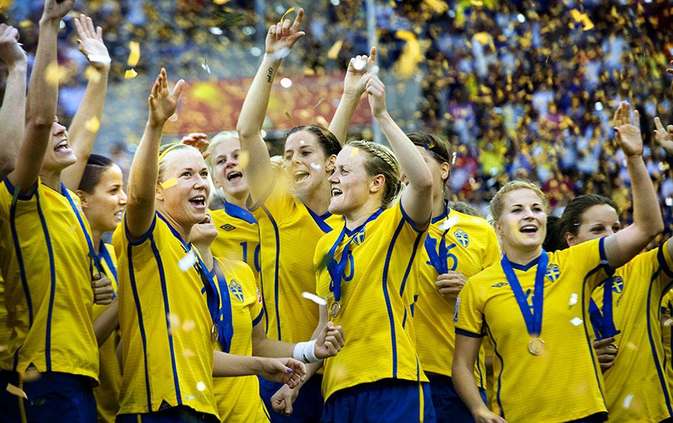 Brons i VM 2011.