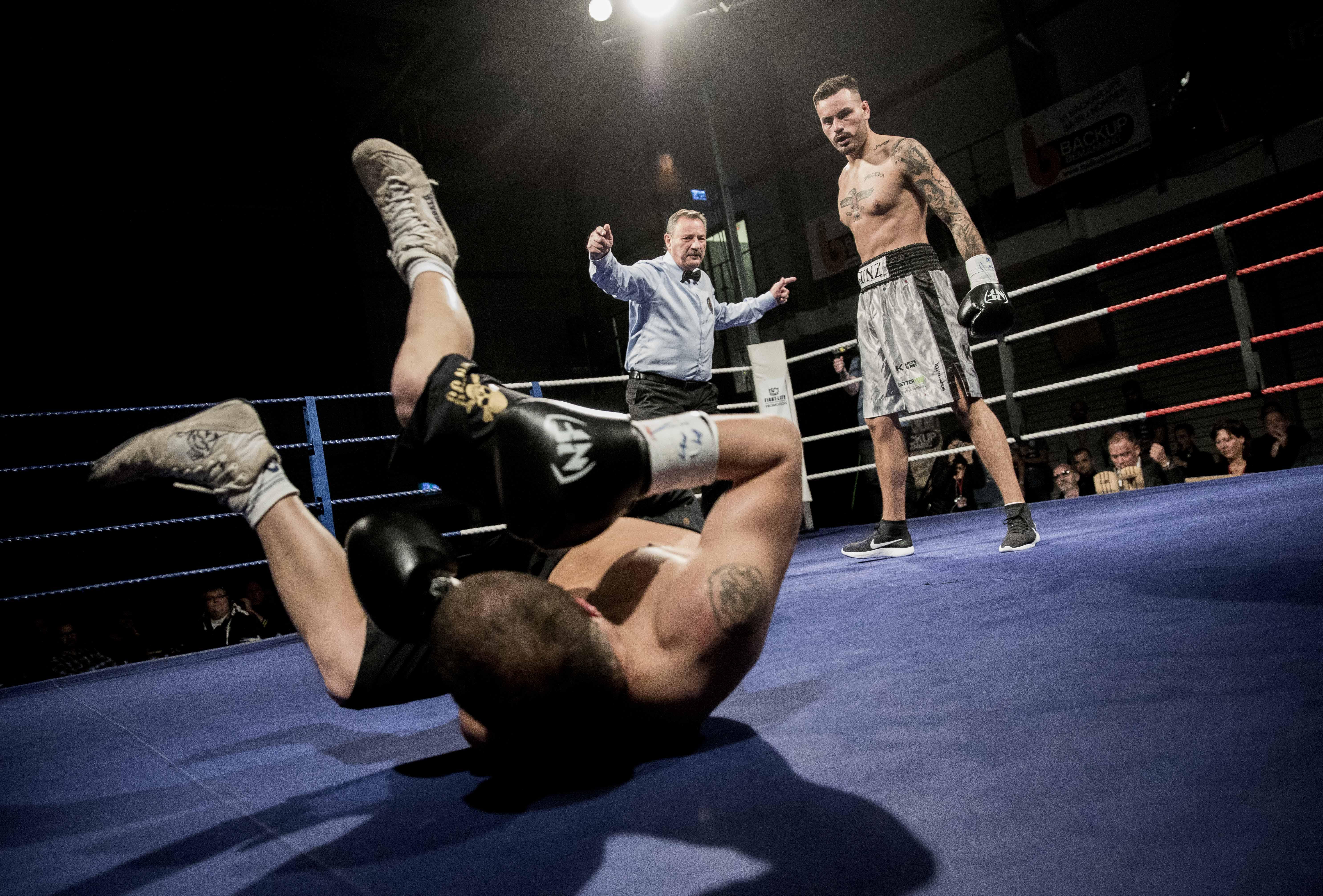 Fight Life 4. Proffsboxningsgala.