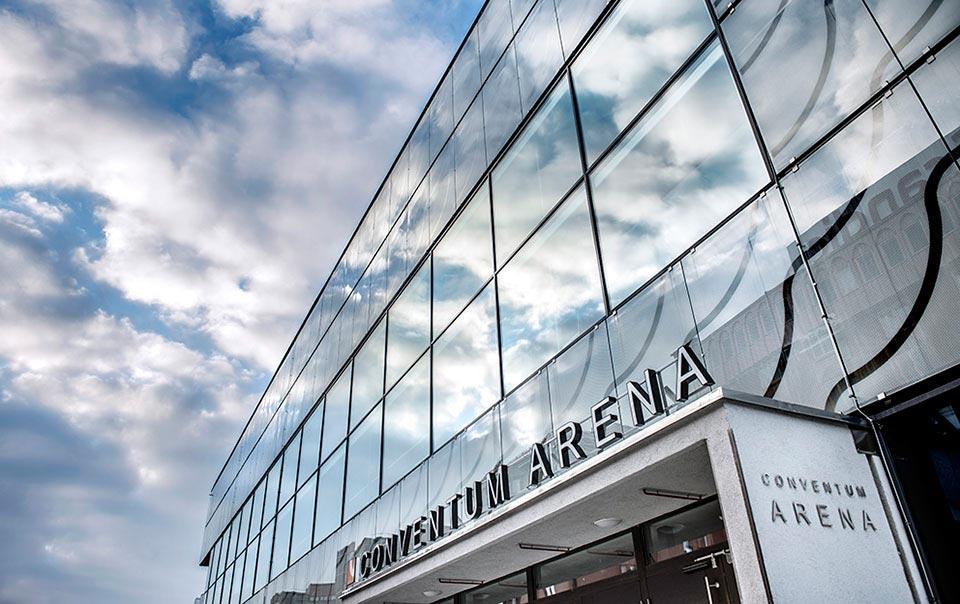 Conventum Arena.