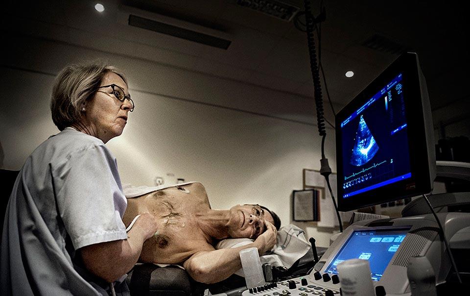 Britt-Marie Nygren. Klinisk Fysiologi USÖ Örebro