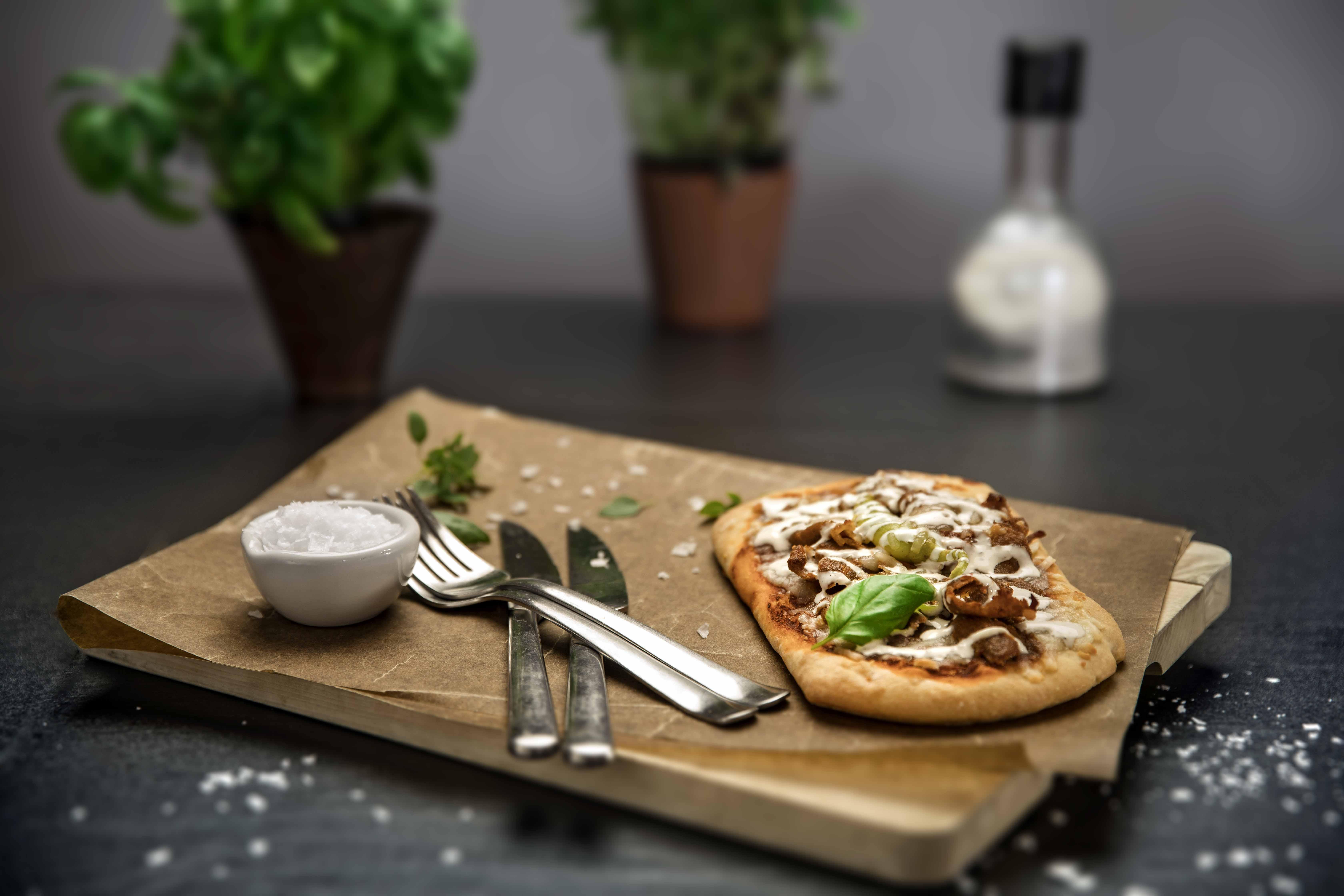 Korvbrödbagarn lanserar en ny pizza