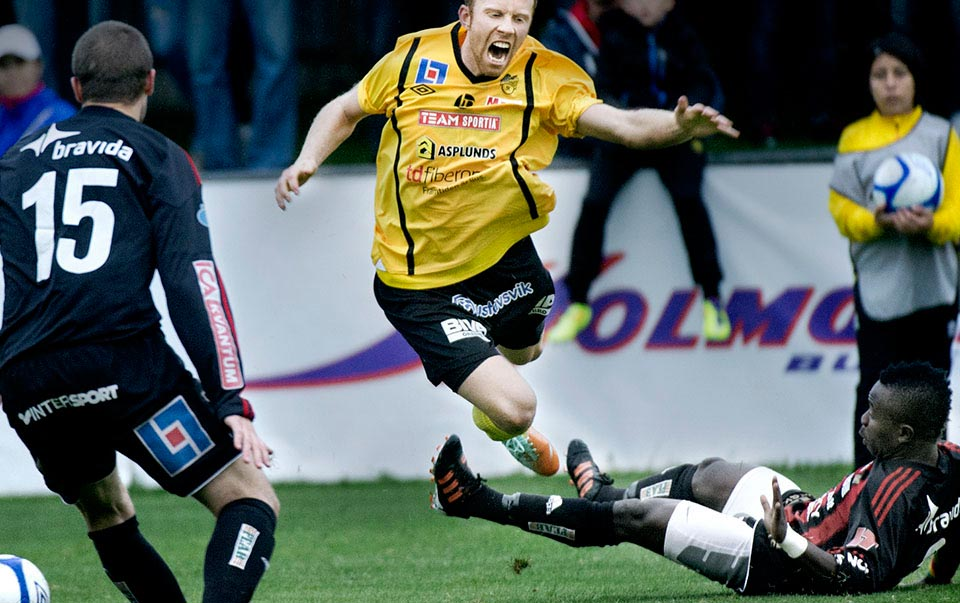 Kristoffer Näfver, Forward-Östersund.