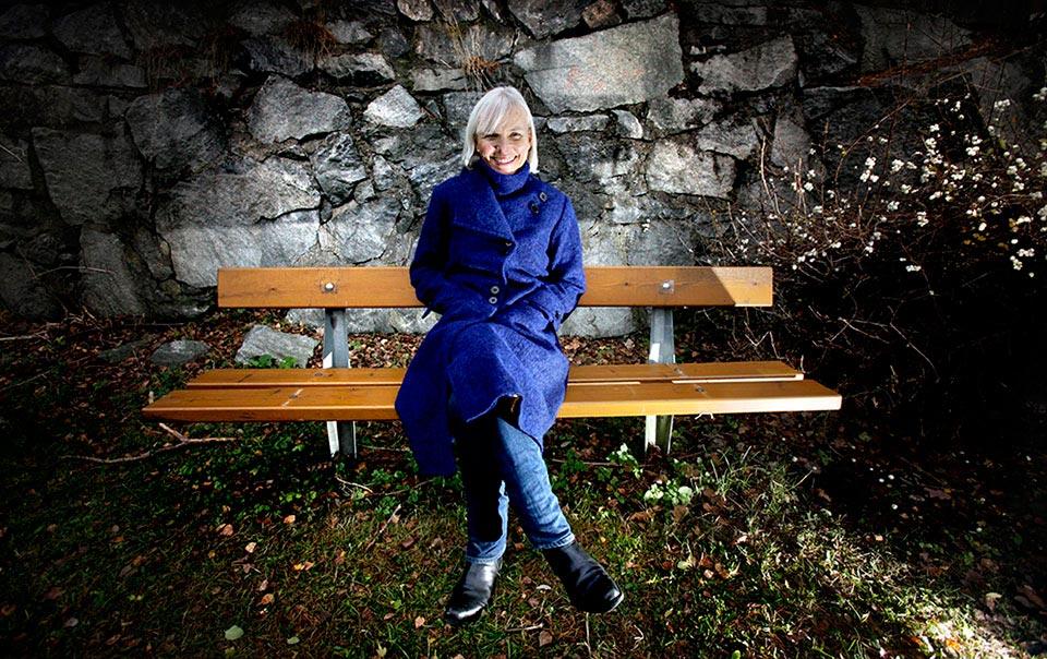 Hedvig Andér är stylist och kostymdesigner.
